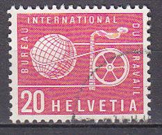 PGL BW0723 - SUISSE SWITZERLAND SERVICE Yv N°411 - Service