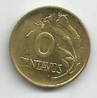Peru 10 Centavos  1974. High Grade - Pérou