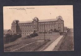 Erquelinnes Ecole D' Arts Et Metiers - Facade Principale - Erquelinnes