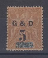 Guadeloupe N° 45 Neuf ** - Ungebraucht