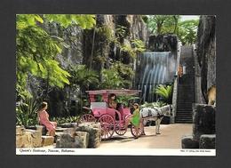 NASSAU - BAHAMAS - QUEEN'S STAIRCASE - PHOTO E. LUDWIG  BY JOHN HINDE STUDIO - Bahamas