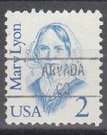 USA Precancel Vorausentwertung Preo, Locals Colorado, Arvada 895 - Vereinigte Staaten