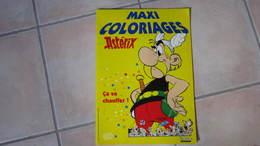 ASTERIX ALBUM MAXI COLORIAGE   UDERZO - Astérix