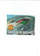 STADIUMS OF THE WORLD  U.K. MANCHESTER OLD TRAFFORD THEATRE OF DREAMS - Soccer