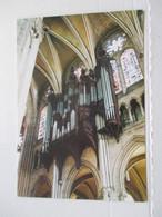 Cart'com  1998 Chartres Festival International Orgue - Musique Et Musiciens