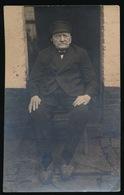 KERKOVE FOTOKAART - DE HONDERDJARIGE VAN BERCHEM - VL KAREL FASSEUR GEBOREN TE KERKHOVE 24 MEI 1822 2 SCANS - Avelgem