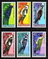 BULGARIA \ BULGARIE - 1978 - Pics - 6v** - Bulgarie