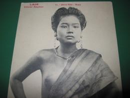 LAOS Collection Raquez Jeune Fille Buste - Laos
