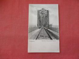 Train Bridge    RUSSIE ???? Ref 3159 - Cartes Postales
