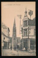 AVELGEM IN 1914  KRUISSTRAAT - Avelgem