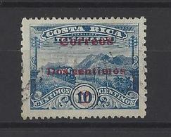 COSTA RICA .  YT    N° 88A  Obl  1911 - Costa Rica