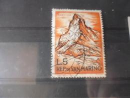 SAINT MARIN YVERT N°556 - Saint-Marin