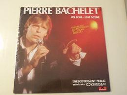 Pierre Bachelet 1980 -(Titres Sur Photos)- Vinyle 33 T LP - Vinyles
