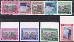 DO 6635  AFGHANISTAN   XX  YVERT NRS 734/739 + LP 48/50  ZIE SCAN - Afghanistan
