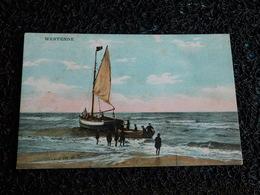 Westende, Vue De Mer   (Y6) - Westende