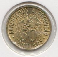 @Y@    Sao Tome En Principe    50 Centimos  1977   Unc    (1426) - Sao Tome En Principe