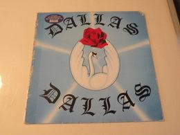Dallas  Générique Du Feuilleton TV TF1 -(Titres Sur Photos)- Vinyle 33 T LP - Filmmusik