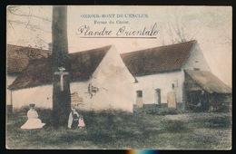 ORROIR MONT DE L'ENCLUS   FERME DU CHRIST - Kluisbergen