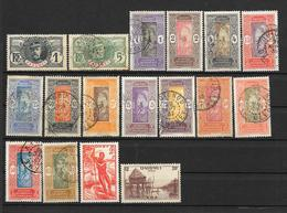 PETIT LOT DAHOMEY  - COTE = 19.80 € - Dahomey (1899-1944)