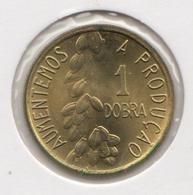 @Y@    Sao Tome En Principe   1 Dobra 1977 FAO   Unc    (1425) - São Tomé Und Príncipe