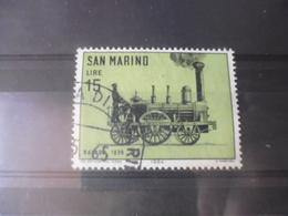 SAINT MARIN YVERT N°631 - Saint-Marin