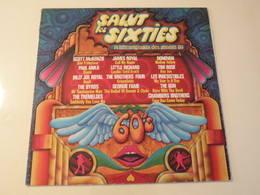 Compilations Salut Les Sixties Des Années 60 -(Titres Sur Photos)- Vinyle 33 T LP - Hit-Compilations