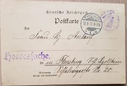 Germany Thorn 1911 - Deutschland