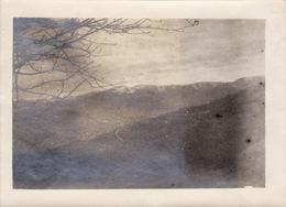 Photo Novembre 1916 Vallée De MUNSTER - Une Vue Du Hohneck (A205, Ww1, Wk 1) - Munster