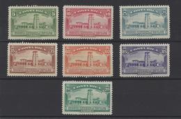COSTA RICA .  YT  PA  N° 38/44  Neuf *  1940 - Costa Rica