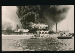 Hoek Van Holland - De Brandende Noorse Tanker ARTEMIS 1958 [AA35 5.144 - Non Classificati