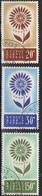DO 6641  CYPRUS  GESTEMPELD  YVERT NRS 232/234  ZIE SCAN - Chypre (République)