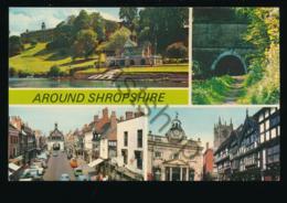 Around Shropshire [AA35 5.373 - Regno Unito