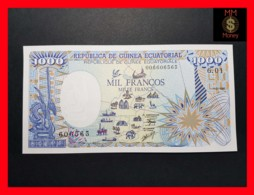 EQUATORIAL GUINEA 1.000 Francos 1.1.1985  P. 21 UNC - Guinée Equatoriale