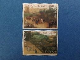 2004 VATICANO FRANCOBOLLI NUOVI STAMPS NEW MNH** - Europa Le Vacanze - - Vatican