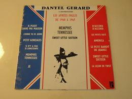 Daniel Gérard Les Années 1960 à 1965 -(Titres Sur Photos)- Vinyle 33 T LP - Vinyles