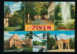 Zeven - Stempel Veldpost 47 [AA35 5.683 - Allemagne