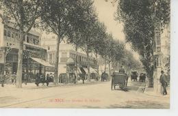 NICE - Avenue De La Gare - Nizza