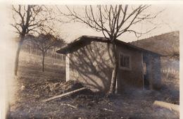 Photo 1916 ZIMMERBACH (près Munster) - Lager Protzkasten, Camp Allemand (A205, Ww1, Wk 1) - France
