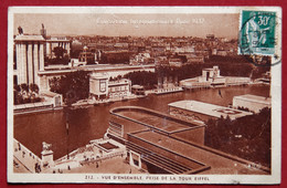 Exposition Internationale Paris 1937 - Expositions