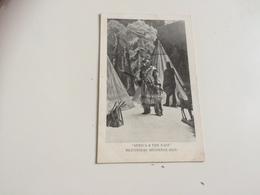 """BN - 1400 - """"Africa Et The East"""" - Red Indian Medecine-Man - Afrique"""