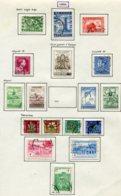 11204  BELGIQUE  Collection Vendue Par Page°/*  N° 823/40 Sauf 829   1950  TB - Belgique