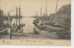 NICE - Le Port - Navigazione – Porto