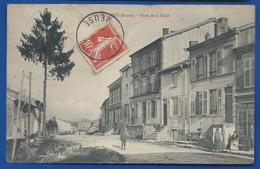 VAUBECOURT   Place De La Halle       Animées       écrite En 1909 - Sonstige Gemeinden