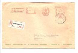 """SCOUT Nederland Pays-Bas Enveloppe """"Nederlandse Padvinders"""" 1955 - Scoutisme"""