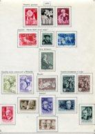 11211  BELGIQUE  Collection Vendue Par Page*/°  N° 961/78   1955  B/TB - Belgique