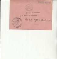 L 3 -  Enveloppe Gendarmerie De L'Air  REIMS     Avec Cachet REIMS     AIR - Cachets Militaires A Partir De 1900 (hors Guerres)