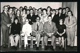 MARIA AALTER   1973 - FOTO 15 X 9 CM - HULDE ROOD KRUIS - Aalter