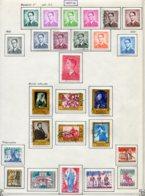 11217  BELGIQUE  Collection Vendue Par Page*/°  N° 1066/88  1958-60    B/TB - Belgique