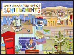 AFRIQUE DU SUD  South Africa 1765/69 Poste - Poste