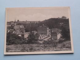 LUFTKURORT Eupen Panorama UNTERSTADT ( ) Anno 19?? ( Voir / Zie Foto ) ! - Eupen